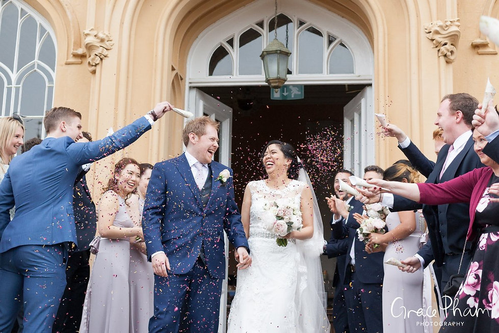 Ditton Park Manor Wedding by Grace Pham Photography 200