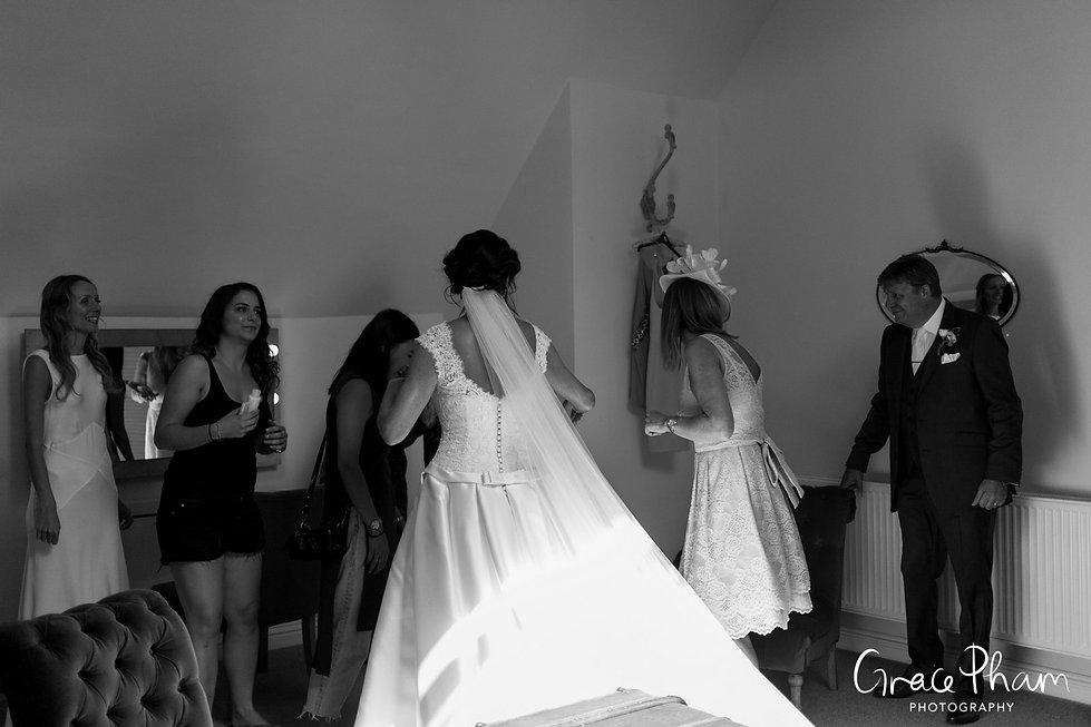 Millbridge Court Wedding Venue,Surrey Wedding Photographer 14