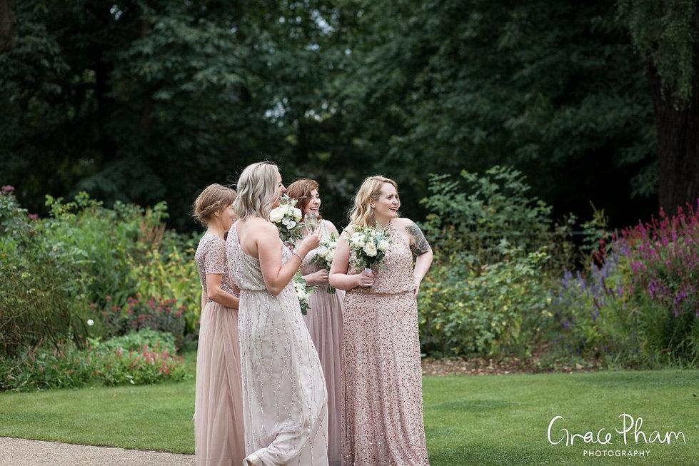 Pembroke Lodge, Richmond Park Wedding by London wedding photographer 05