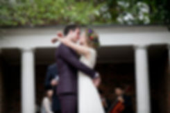 First Kiss. Meaghan Martin & Oli Higginson's Wedding at Cannizaro House, Wimbledon captured by London Wedding Photographer 72