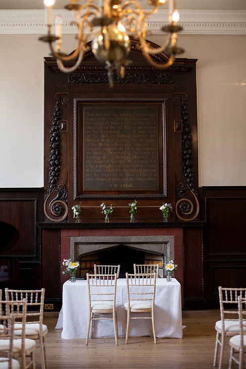 Fulham Palace Wedding Photographer 01