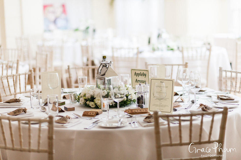 Pembroke Lodge Reception Wedding Photography 01