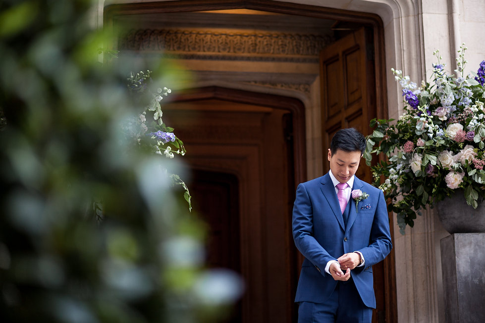 Two Temple Place Wedding, London, captured by Grace Pham Photography 03