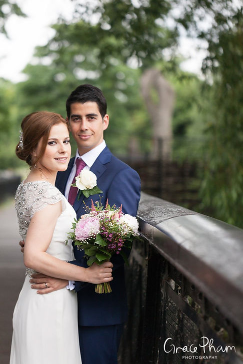 Clissold House & Park Wedding Photography 04
