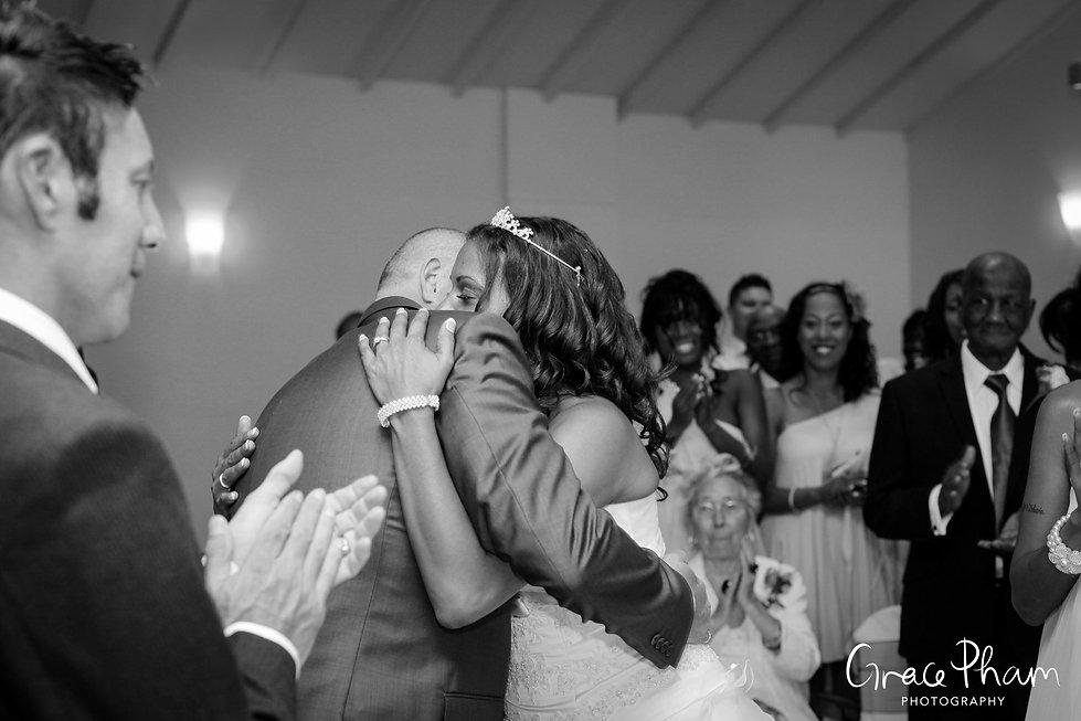 Q Vardis at the Mallard Suite by London Wedding Photographer 05