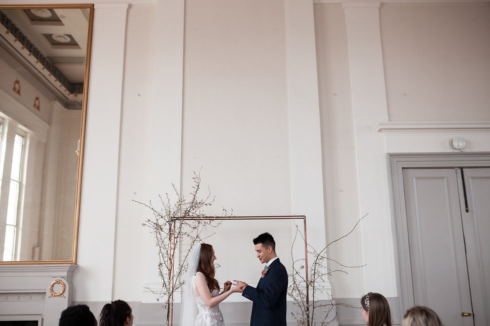 St Albans Museum + Gallery Wedding Photography 05