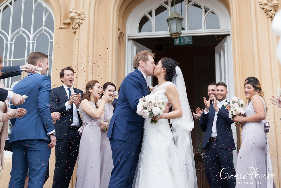 Ditton Park Manor Wedding by Grace Pham Photography 201