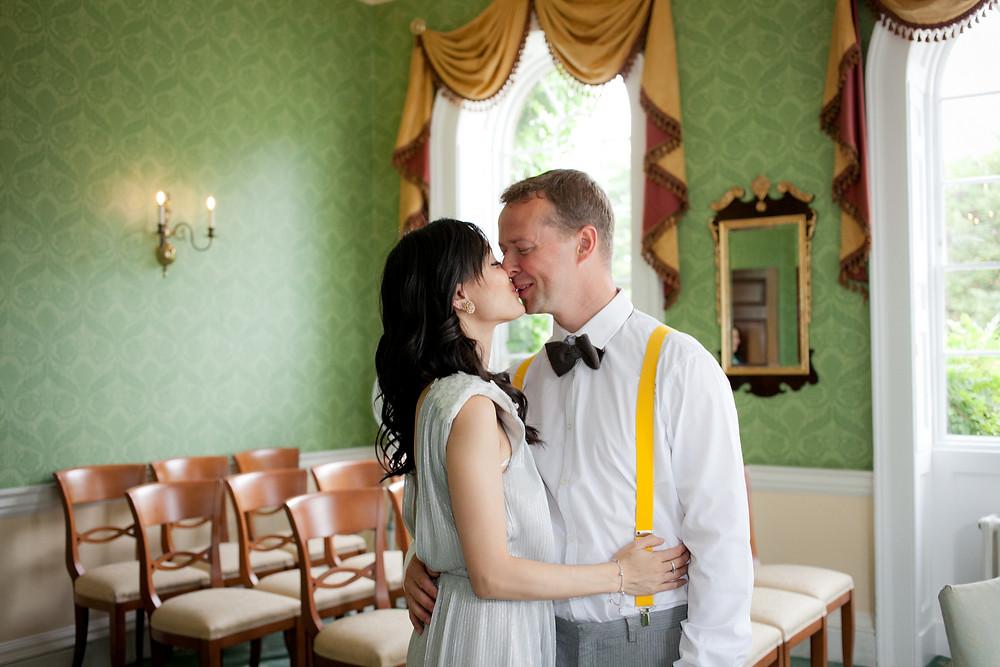 Morden Park House Wedding