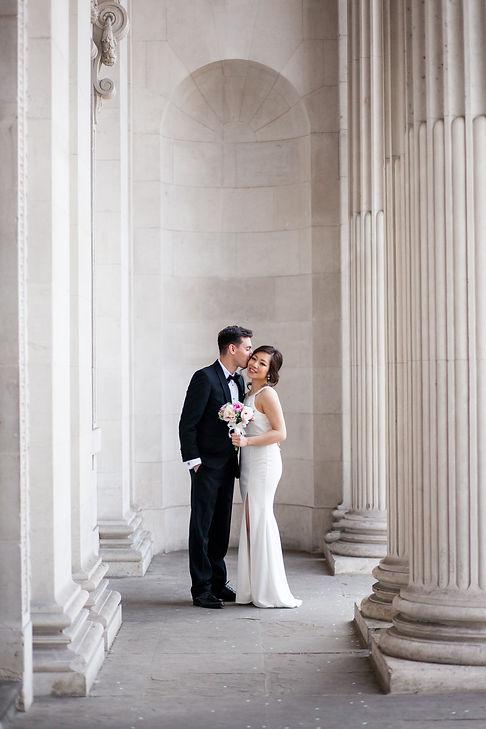 Old Marylebone Town Hall Wedding Photography, London, Baker Street 04