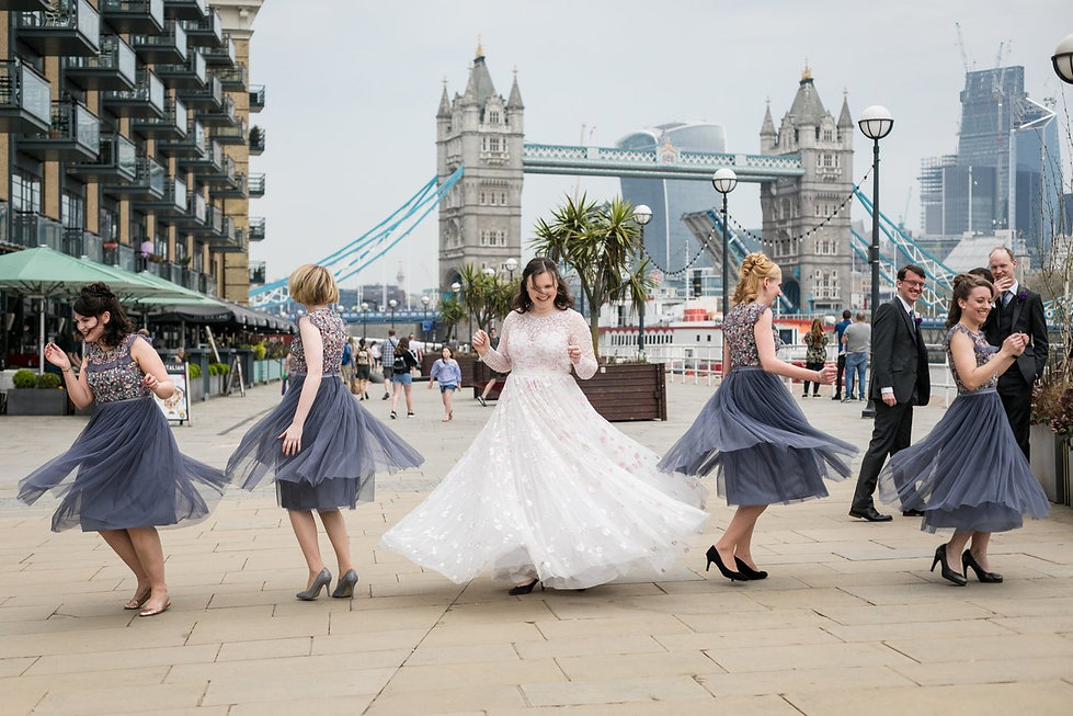 London wedding photographer, Tower Bridge, Blueprint Cafe 06