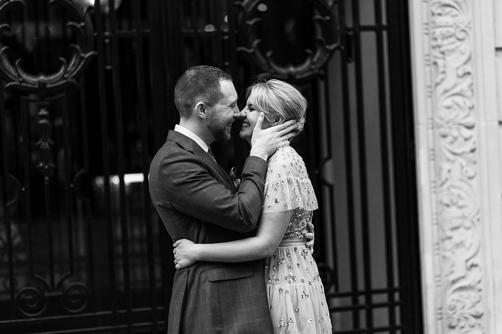 The Kitty Hawk Wedding, London, captured by Grace Pham Photography 5