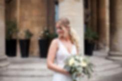 Henrik & Ashleigh's Wedding captured by Grace Pham Photography, St Mary's Church London