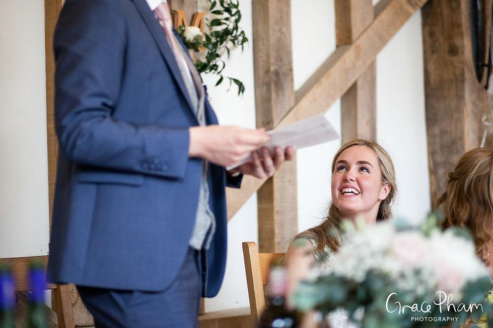 Gate Street Barn Wedding Venue captured by Grace Pham Photography 22
