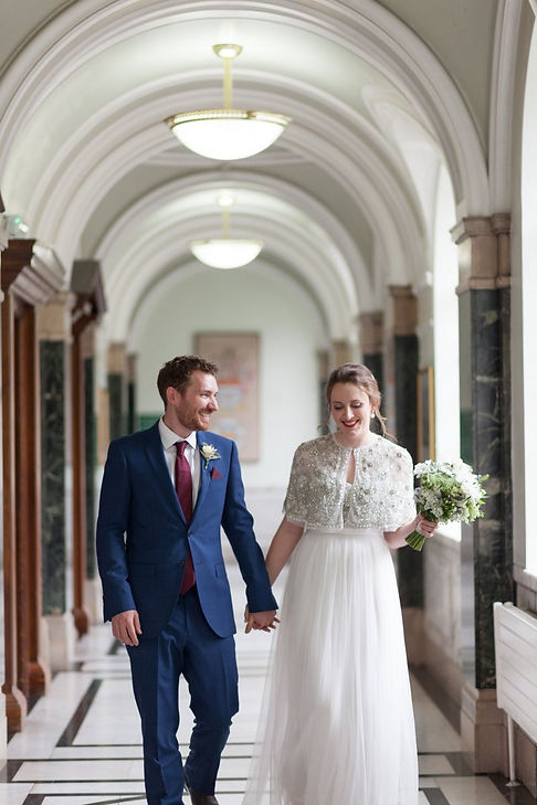 Islington Town Hall Wedding June 2018 captured by Grace Pham Photography 6