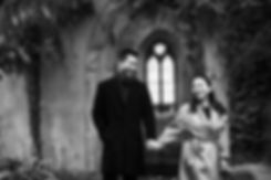 Engagement Photography Saint Dunstan in the East Church Garden 04