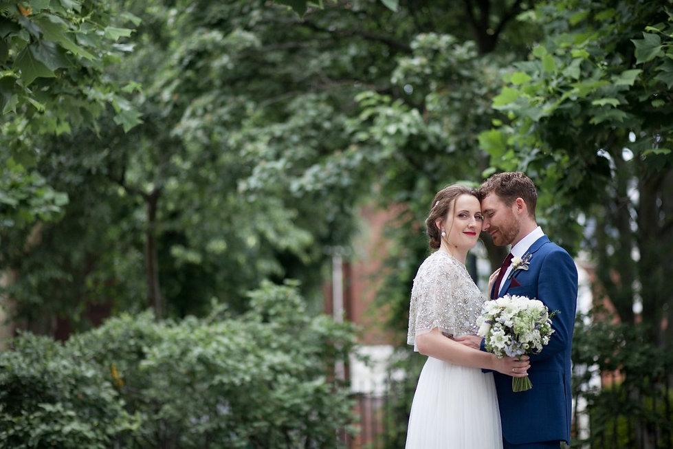 Islington Town Hall Wedding June 2018 captured by Grace Pham Photography 7