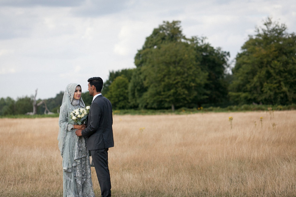 Pembroke Lodge Wedding, Richmond Park captured by Grace Pham Wedding Photographer 01