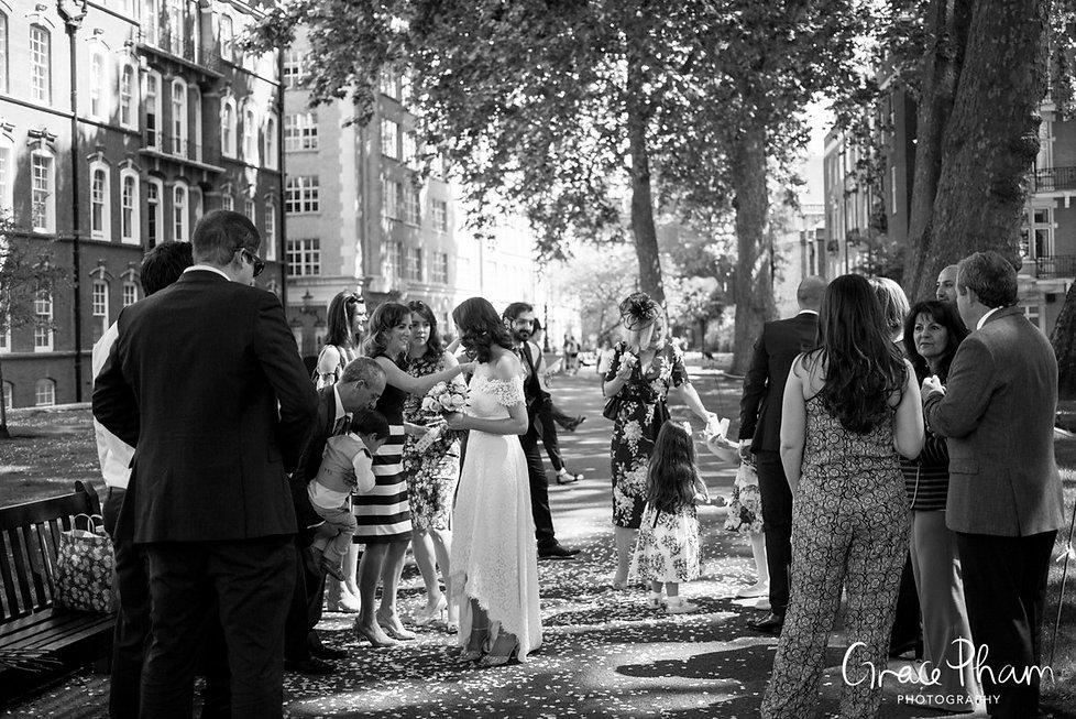 Mayfair Library Wedding, Westminster Register Office, London Wedding Photographer 08