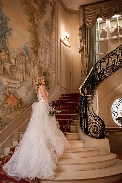Oliver & Rachelle's Wedding at The Ritz, London, captured by Grace Pham Photography 02