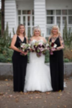 Alternative Wedding Photographer, London 3