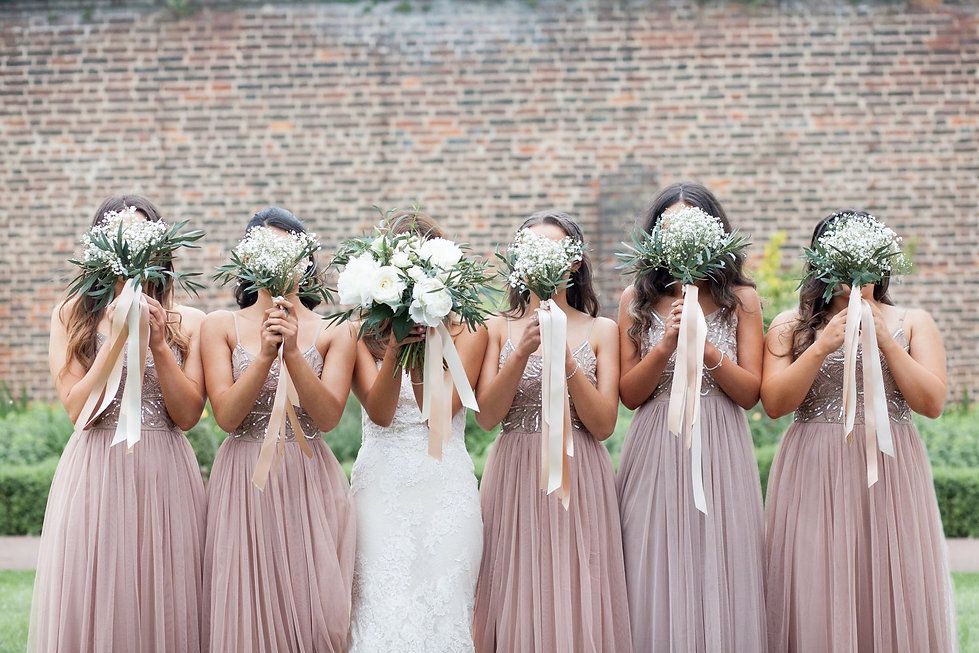 The Conservatory in the Luton Hoo Walled Garden Wedding by Grace Pham Photography 06