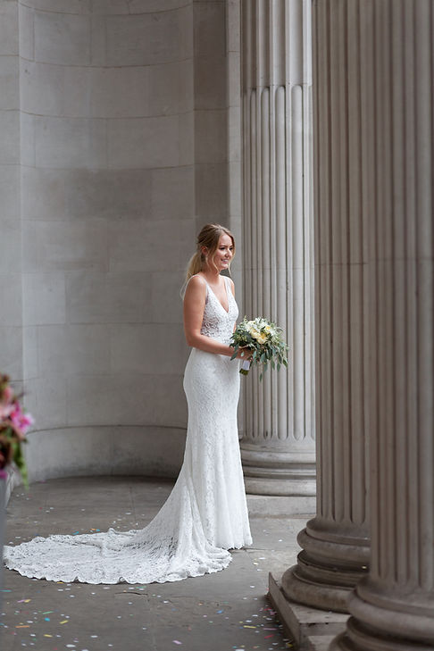 The Old Marylebone Town Hall Wedding Photography, London, Beautiful Images by Grace Pham Photography 5