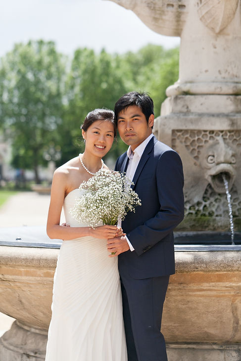 Wedding photos at Greenwich, Old Royal Naval College 07
