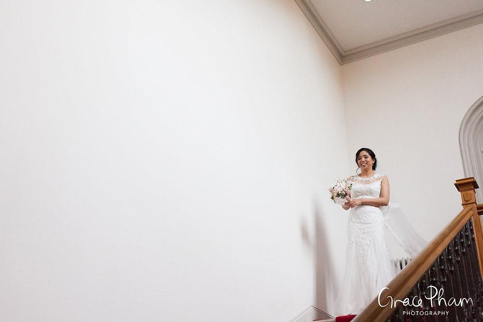 Bridal prep wedding photography at Ditton Park Manor 04