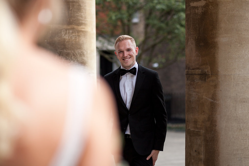 Henrik & Ashleigh's Wedding captured by Grace Pham Photography, London 2