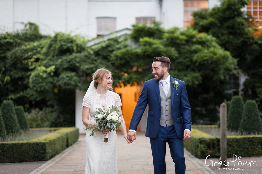 Pembroke Lodge Wedding Photography, Richmond park 2017