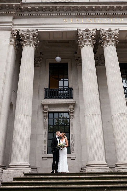 The Old Marylebone Town Hall Wedding Photography, London, Beautiful Images by Grace Pham Photography 4