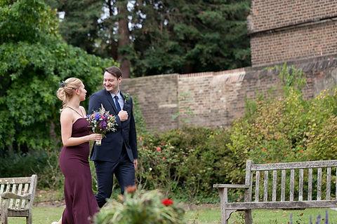 London Wedding Photography at Cannizaro House