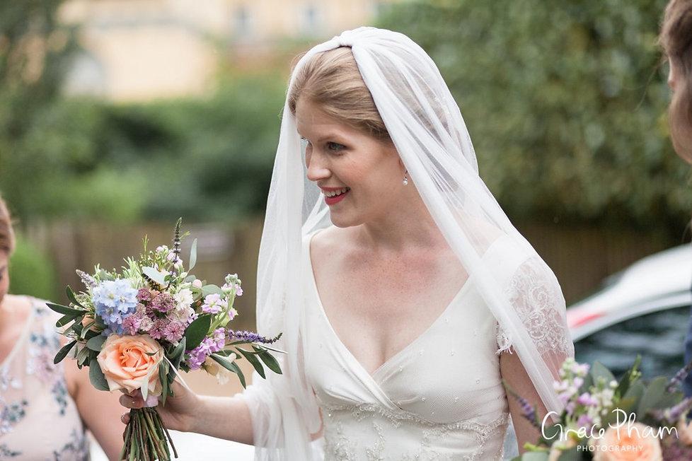 St Mary Magdalene Church Wedding, Great Hampden, Great Missenden by  Buckinghamshire Wedding Photographer  04