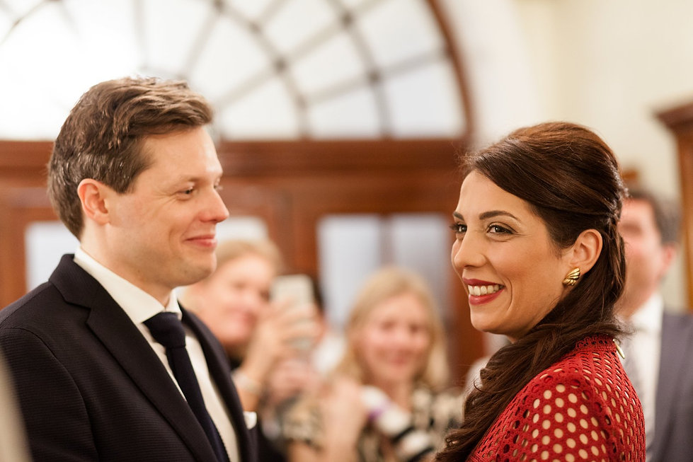 Chelsea Old Town Hall Wedding, London, The Rosetti Room - Grace Pham Photography 05