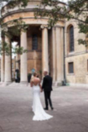 Henrik & Ashleigh's Wedding captured by Grace Pham Photography, St Mary's Church London 4