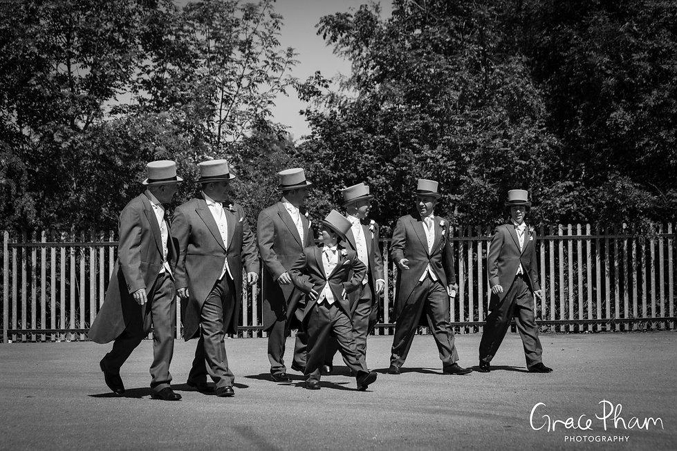 Jewish Wedding Photographer London 01