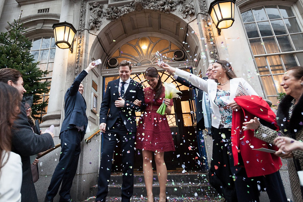 Chelsea Old Town Hall Wedding, London 20