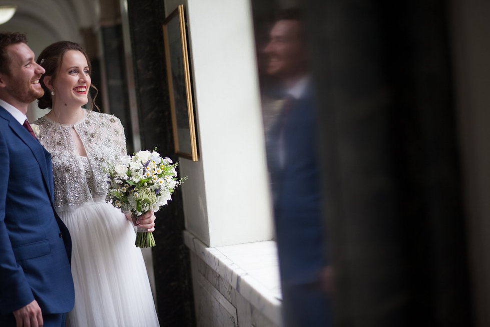 Islington Town Hall Wedding June 2018 captured by Grace Pham Photography 5