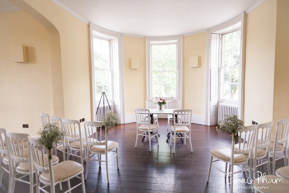Clissold House Wedding Photography, London 02