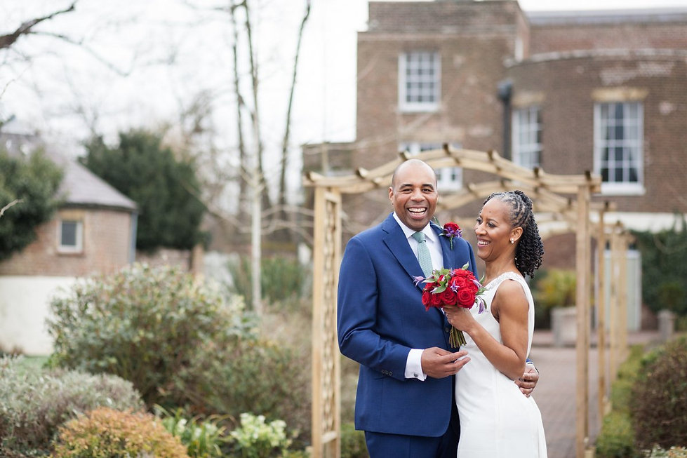 Merton Register Office Wedding 2018 captured by London Photographer 01