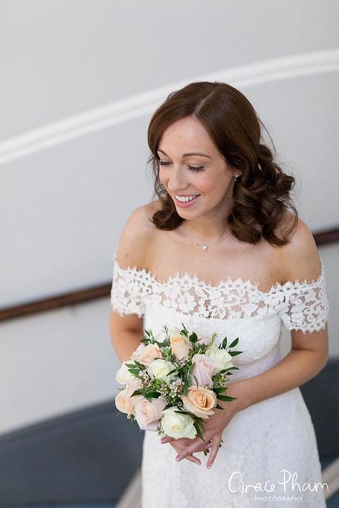 Mayfair Library Wedding, Westminster Register Office, London Wedding Photographer 02