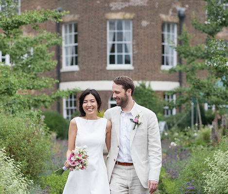 Morden Park House Wedding, London capturd by Grace Pham Photography 2017