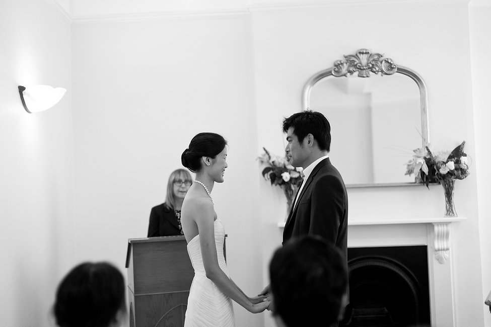 Woolwich Town Hall Wedding, Greenwich - by Grace Pham Wedding Photographer 01