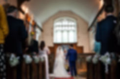 Saint Mary The Virgin Church Wedding, Ipswich, Suffolk, captured by Grace Pham Photography 08