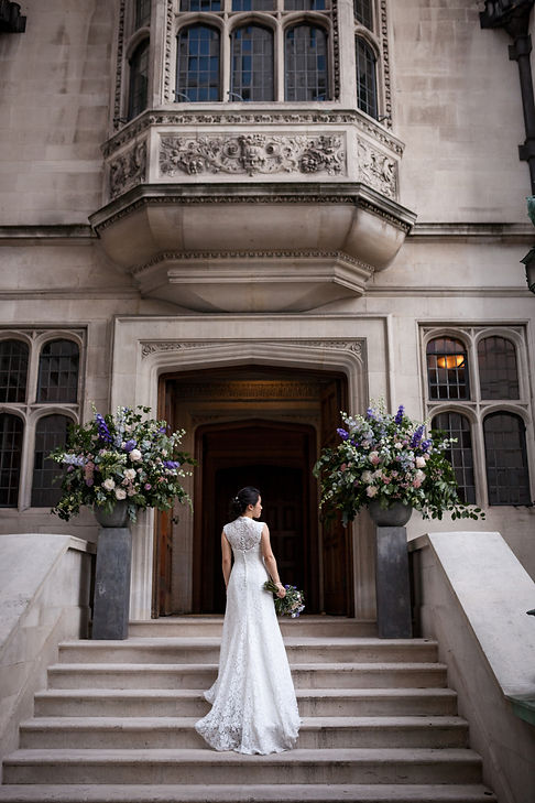 Two Temple Place Wedding, London, captured by Grace Pham Photography 04