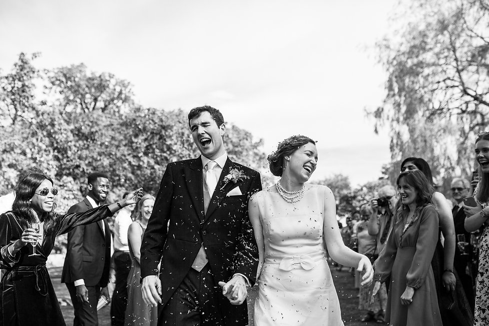 Hill Green Farm wedding in Bedford captured by Grace Pham Photography 2