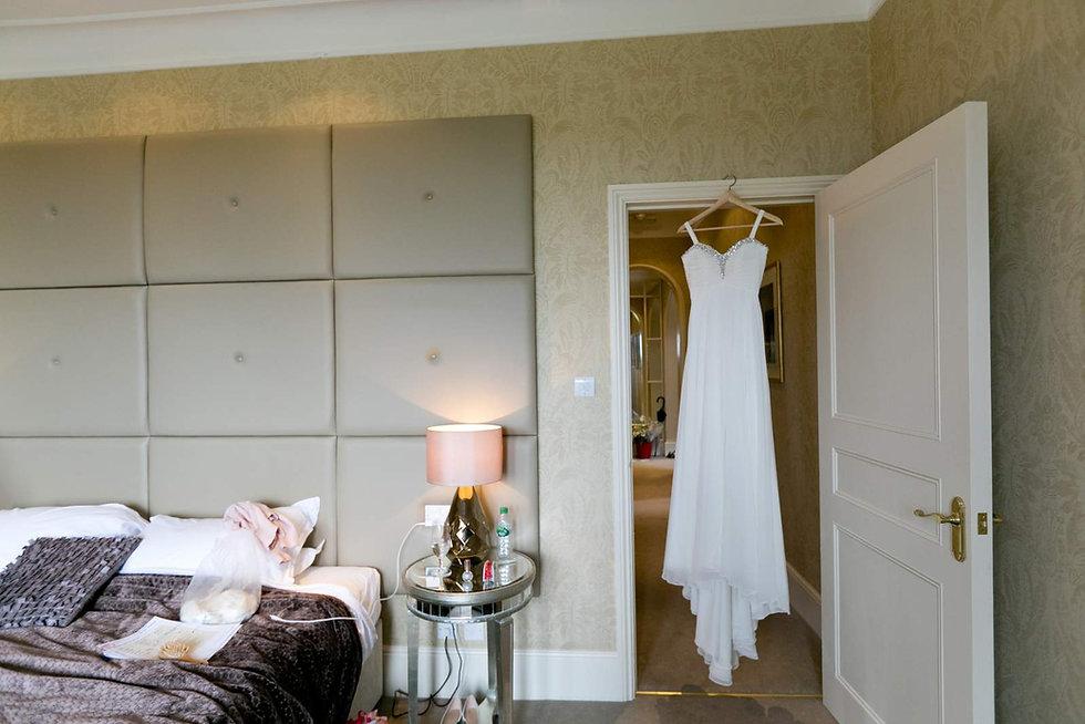 The Petersham Hotel, wedding captured by Grace Pham London Wedding Photographer