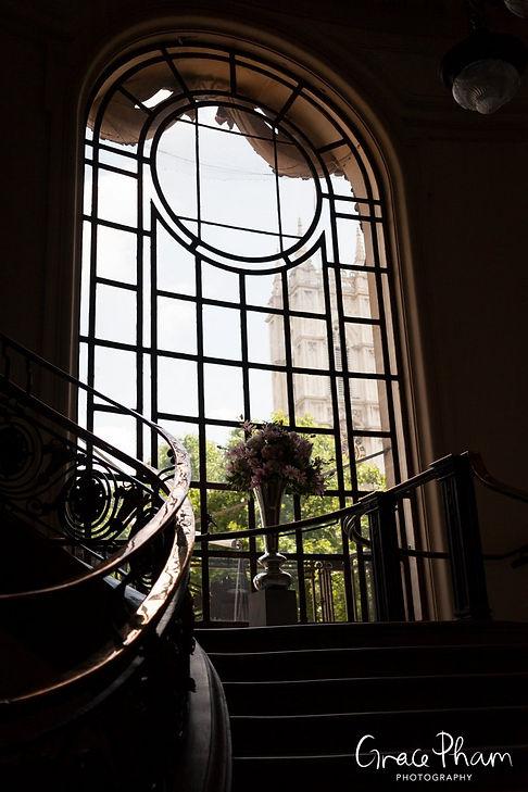Methodist Central Hall Wedding