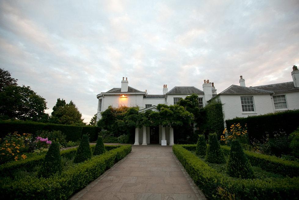 Pembroke Lodge, perfect wedding venue in London, Richmond park.
