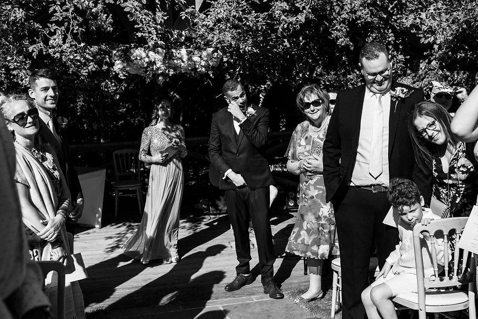 Sam & Charley Bury Court Farm Wedding, Farnham, captured by Grace Pham Photography 07